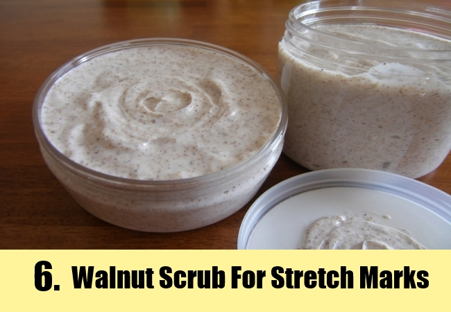 Walnut Scrub Or Apricot Scrub