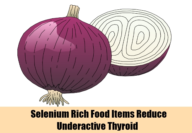 Selenium Rich Food Items