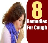 8 Remedies For Cough