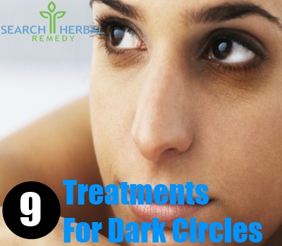 9 Treatments For Dark Circles