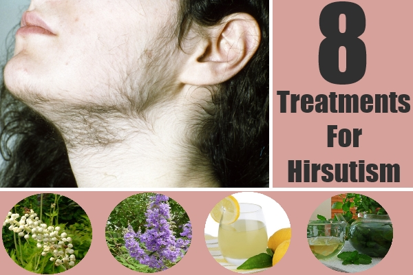 Treatments For Hirsutism