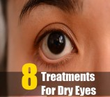 8 Treatments For Dry Eyes