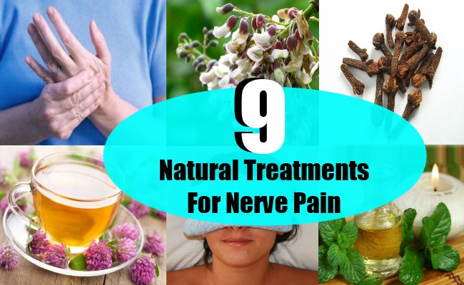 9 Natural Treatments For Nerve Pain