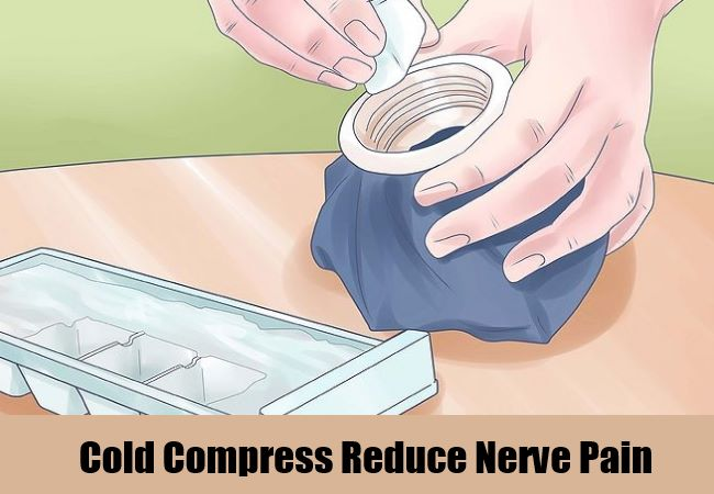 Cold Compress Reduce Nerve Pain