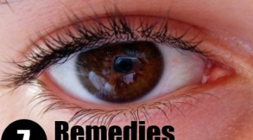 7 Remedies For Dry Eyes