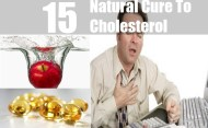 Top 15 Natural Cures For Cholesterol