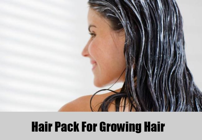 Hair Pack For Growing Hair