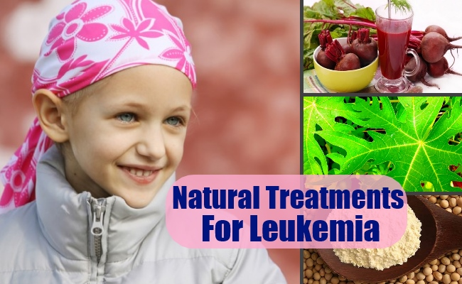 Natural Treatments For Leukemia