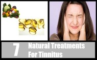 7 Natural Treatments For Tinnitus