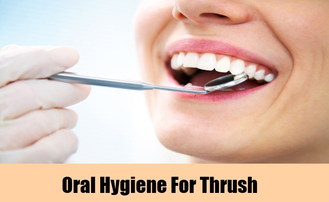 Lifestyle Remedies for Thrush Treatment