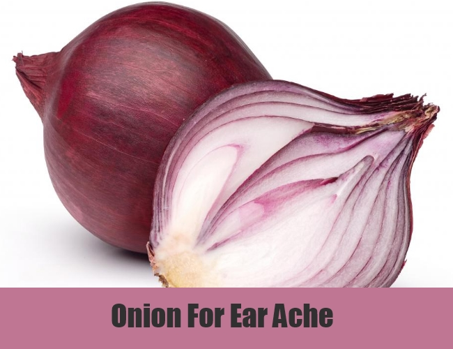 Onion For Ear Ache