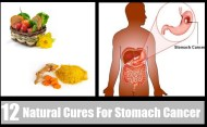 Top 12 Natural Cures For Stomach Cancer
