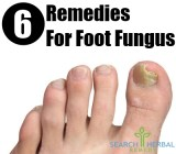 6 Remedies For Foot Fungus