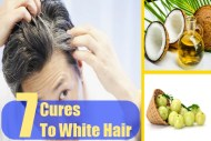 7 Cures To White Hair
