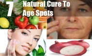 7 Natural Cures For Age Spots