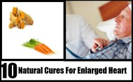 Top 10 Natural Cures For Enlarged Heart