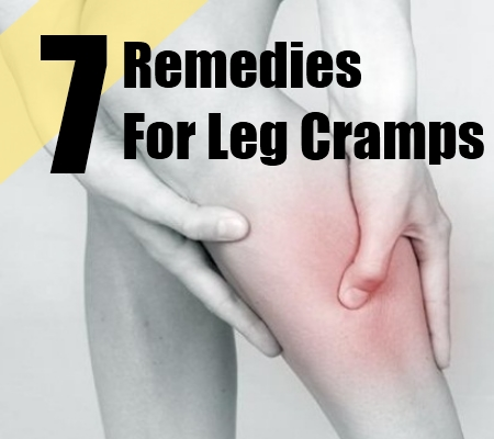 Home Remedies For Severe Leg Cramps At Night