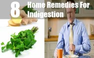 8 Top Home Remedies For Indigestion