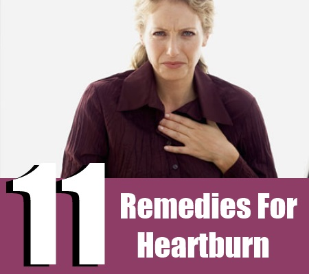 how to stop heartburn immediately
