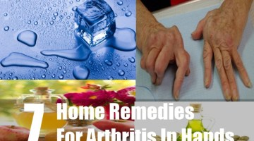 Arthritis In Hands
