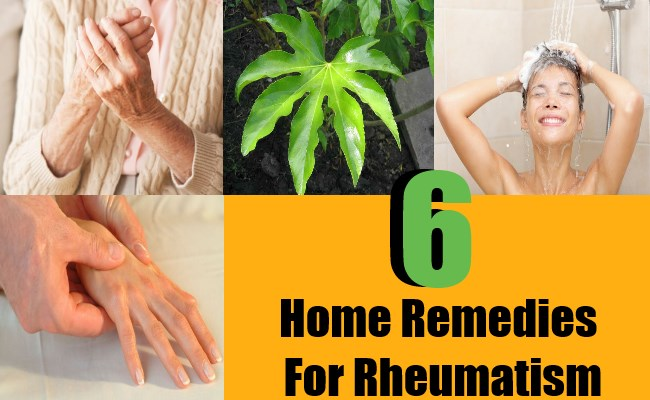 home remedies for rheumatism essay Home remedies and herbs for rheumatism what is rheumatism rheumatism is a nonspecific term that refers to medical conditions affecting the body's joints and connective tissues.