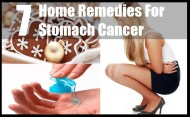Top 7 Beneficial Home Remedies For Stomach Cancer