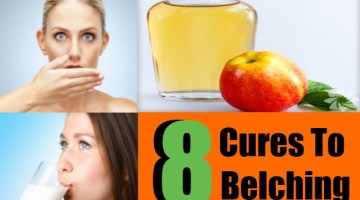8 Cures To Belching