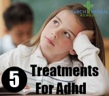 5 Treatments For ADHD