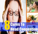 8 Cures To Head Congestion