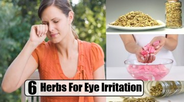 Herbs For Eye Irritation