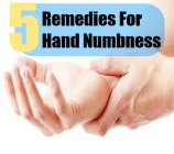 5 Remedies For Hand Numbness