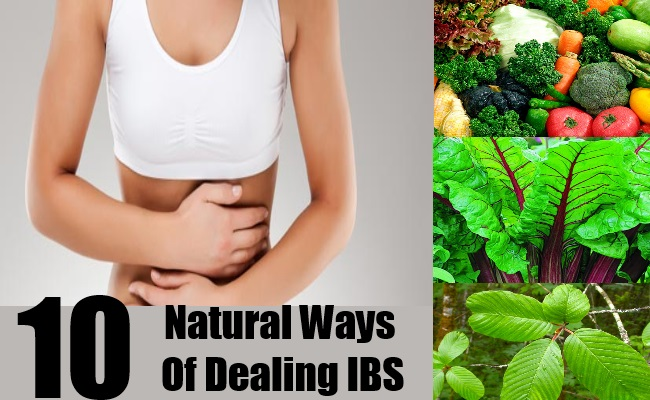 Natural Ways Of Dealing IBS