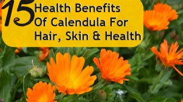 Health Benefits Of Calendula For Hair, Skin And Health