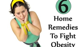 Home Remedies To Fight Obesity