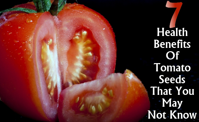 Health Benefits Of Tomato Seeds That You May Not Know
