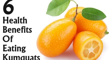 Health Benefits Of Eating Kumquats