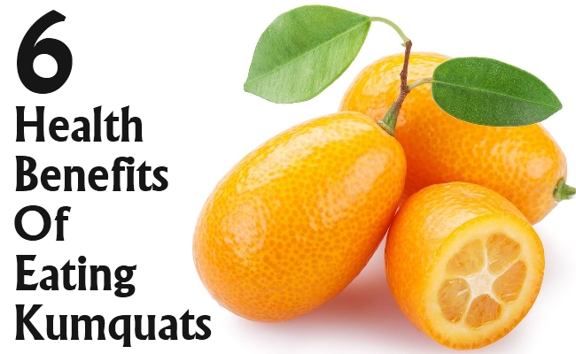Health Benefits Of Eating Kumquats