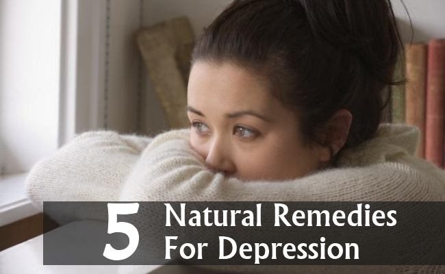 Natural Remedies For Depression