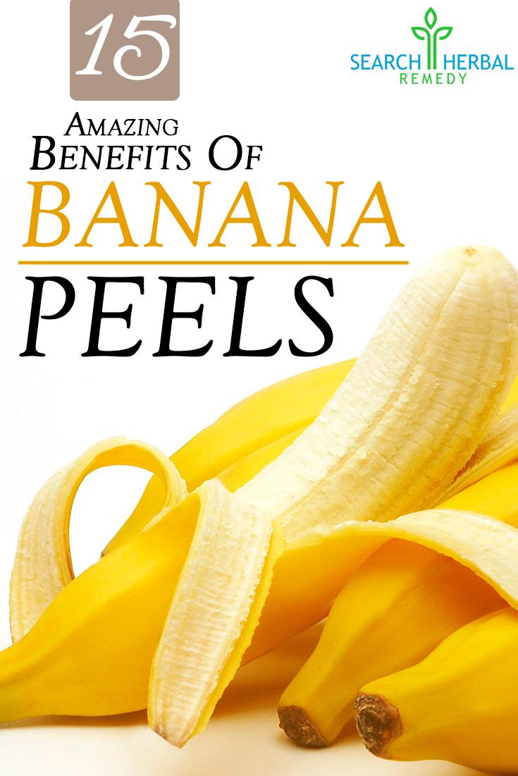 15 Amazing Benefits Of Banana Peels