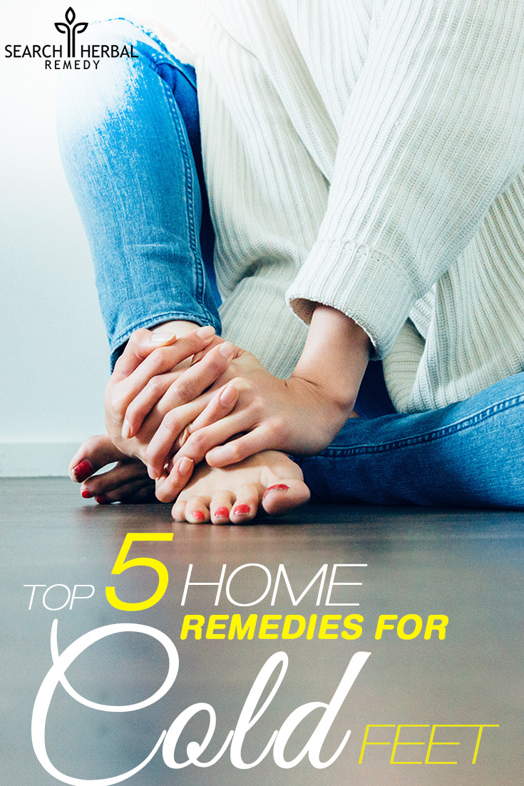 Top 5 Home Remedies For Cold Feet