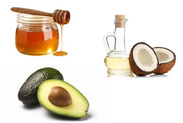 Honey Coconut Oil Avocado Mask
