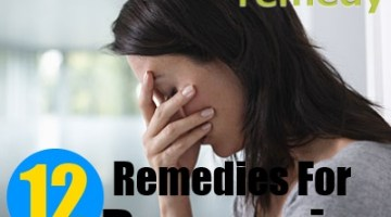 12 Home Remedies For Depression