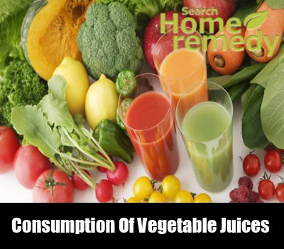 Drink Vegetable Juices