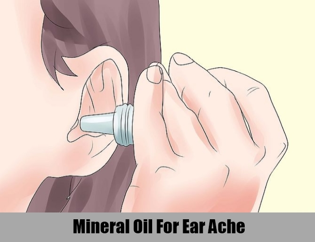 Mineral Oil For Ear Ache