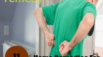 11 Home Remedies For Kidney Pain