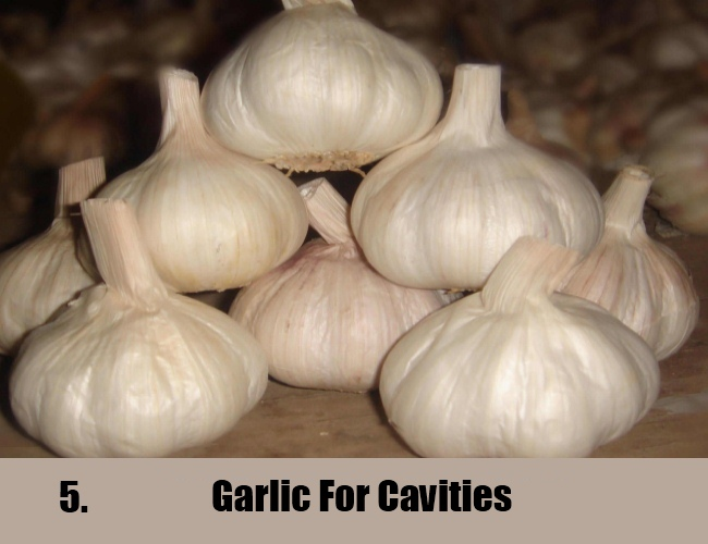 Garlic For Cavities