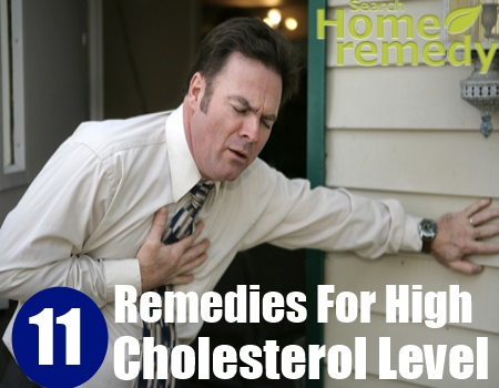 High Cholesterol Level