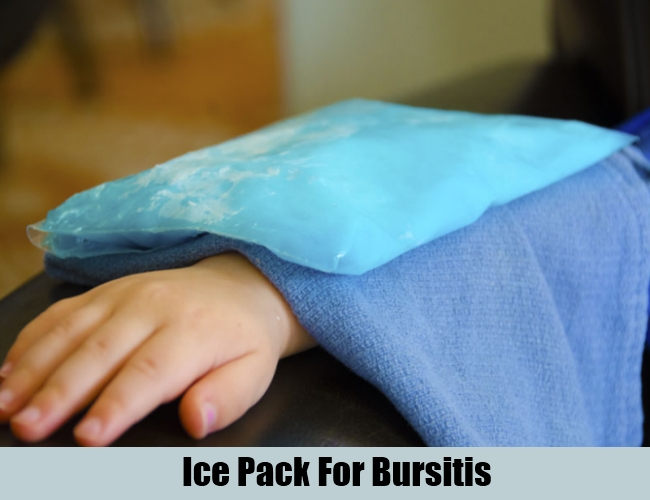 Ice Pack For Bursitis