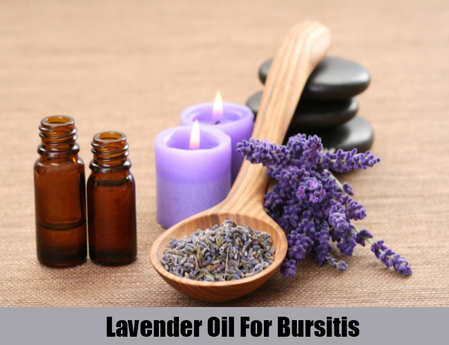 Lavender Oil For Bursitis