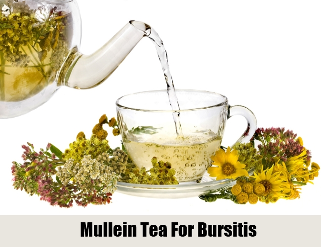 Mullein Tea For Bursitis